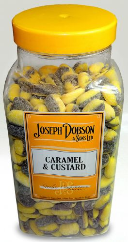 R86 CARAMEL AND CUSTARD 2.72KG